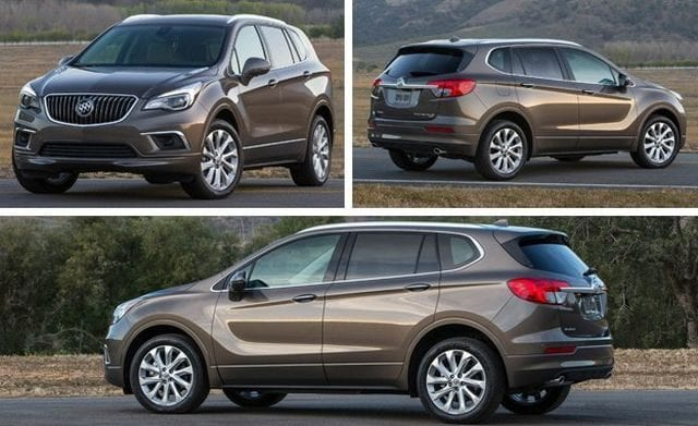 2017 buick envision comes with five trim levels. Black Bedroom Furniture Sets. Home Design Ideas