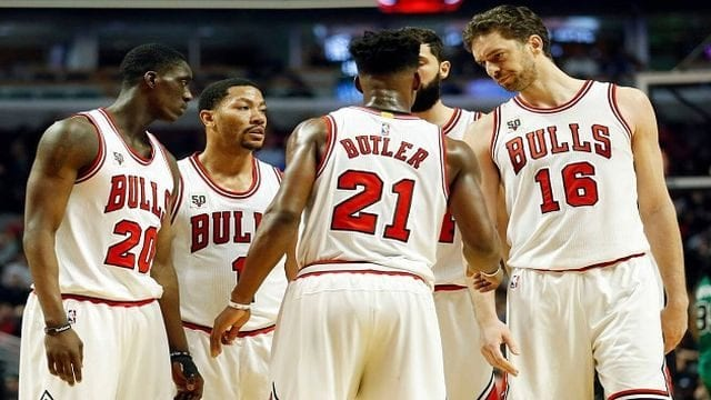 why are the chicago bulls so good If i had to coach a teamas good as the chicago bulls, it would be a very easy job with the talent theyhave on the team the most important thing about these three players is theirlove for the game there are other good teams in the league, and they all havethe same type of players floor general, leader, and rebounder.
