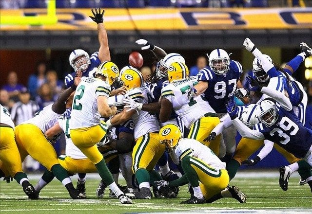 Packers, Colts racing to turning-point victory