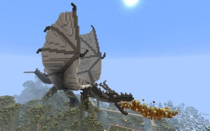 Minecraft Updates for PS4 and Xbox One