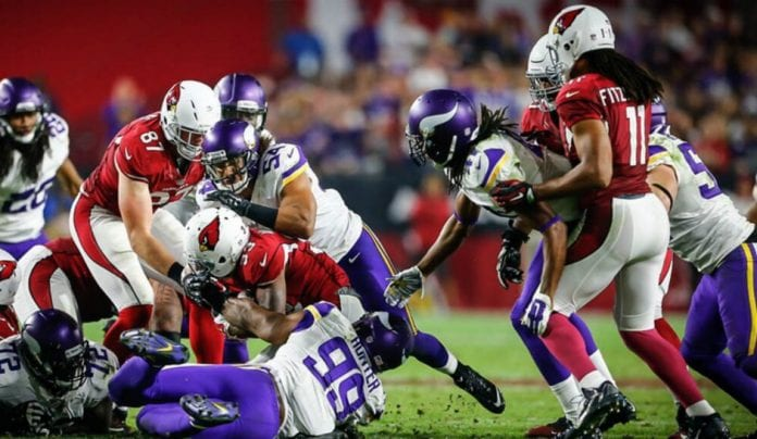 cardinals vs vikings