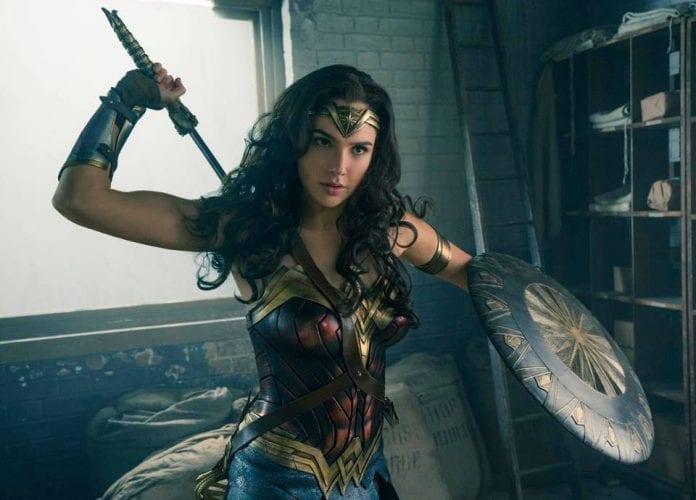 Wonder woman release date in Australia