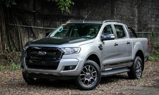 2017 Ford Ranger FX4 Is A Good Version of the Ranger