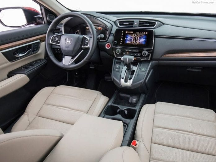 Honda Cr V Interior on Honda Vtec Engine Review
