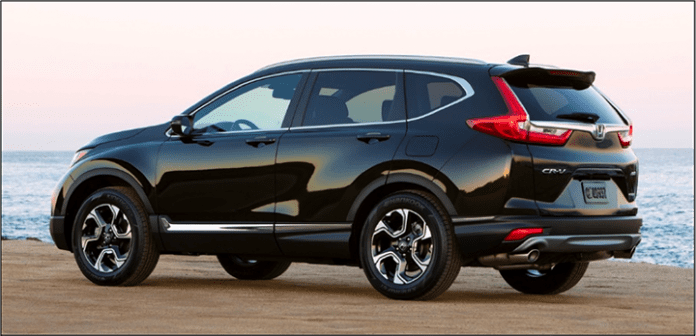 2017 Honda Cr V Pricing Details And Features