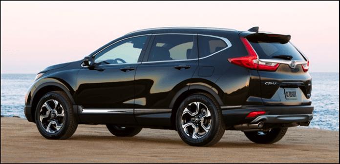 2017 honda cr v pricing details and features for Honda crv 2016 vs 2017
