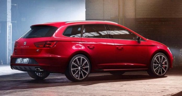 2017 seat leon cupra is updated and now has 296 hp and comes in awd. Black Bedroom Furniture Sets. Home Design Ideas