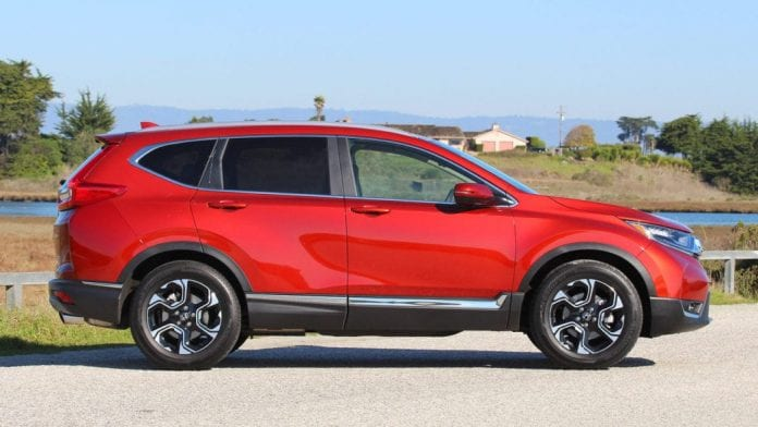 2017 Honda CR-V now with more room and better economy