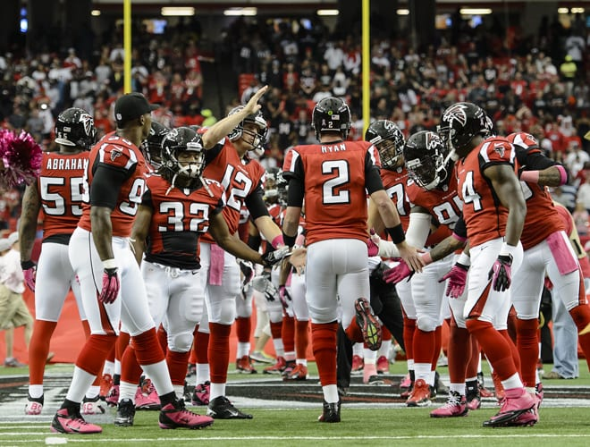 Image result for Falcons offense
