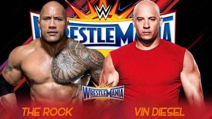 Dwayne Johnson's Plans for WrestleMania 33