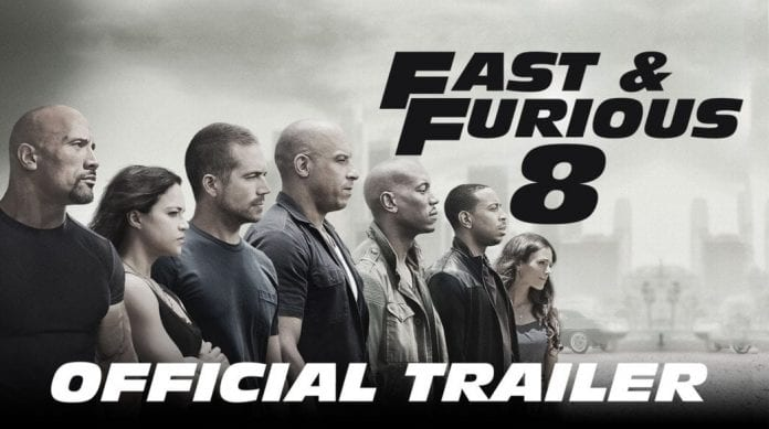 Furious 8 Trailer