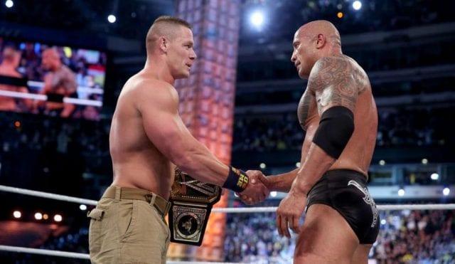 John Cena vs The Rock 640x371