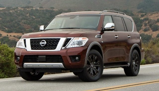 2017 nissan armada price specs design everything you need to know. Black Bedroom Furniture Sets. Home Design Ideas