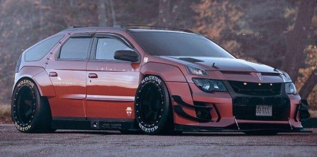 The Uglier Design The Better Pontiac Aztek Looks Like