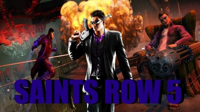 Saints Row 3 Shaundi Dating Show