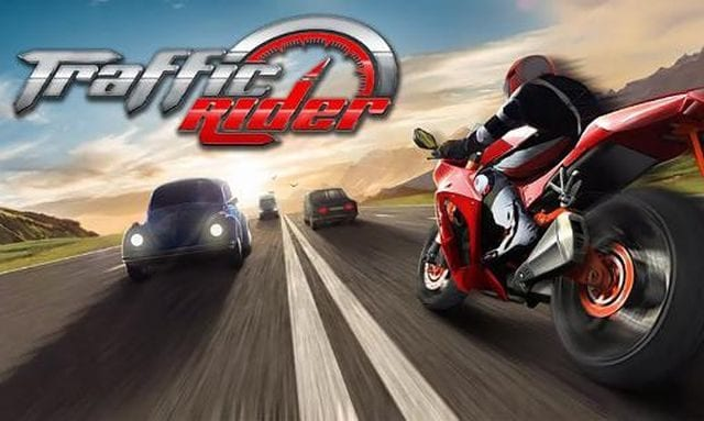 Traffic Rider for Android 640x383