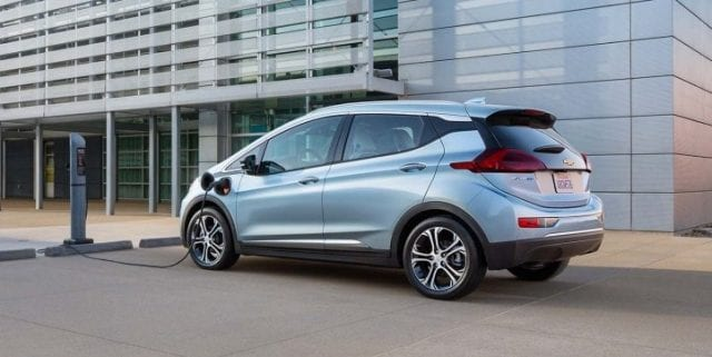 2017 Chevrolet Bolt – Deliveries Started