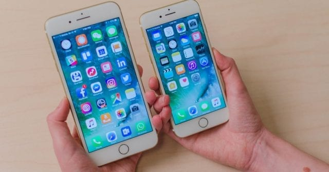 iPhone 7 and iPhone 7 Plus 640x336