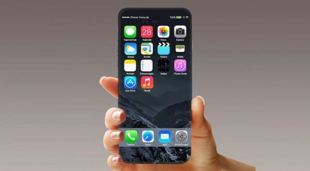 iPhone 8 640x353