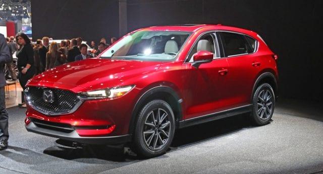 Mazda CX-5 vs VW Tiguan vs BMW X1 - Triple test review