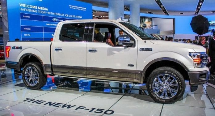 2018 Ford F-150... 2018 Ford F150 Engines