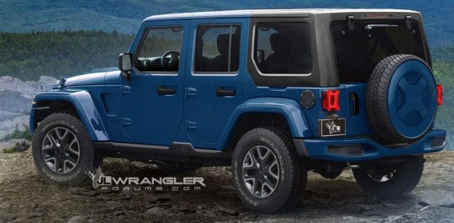 2020 Ford Bronco Vs 2018 Jeep Wrangler