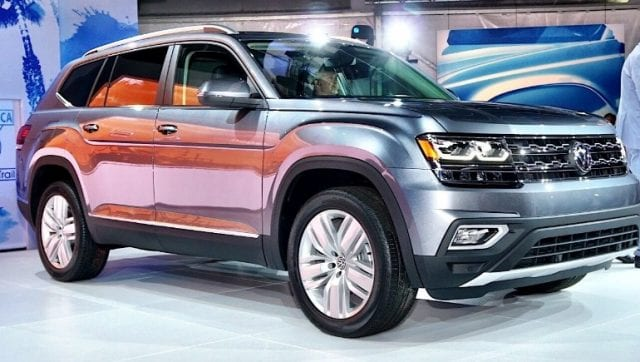 2018 Volkswagen Atlas revealed its pricing - $30,000