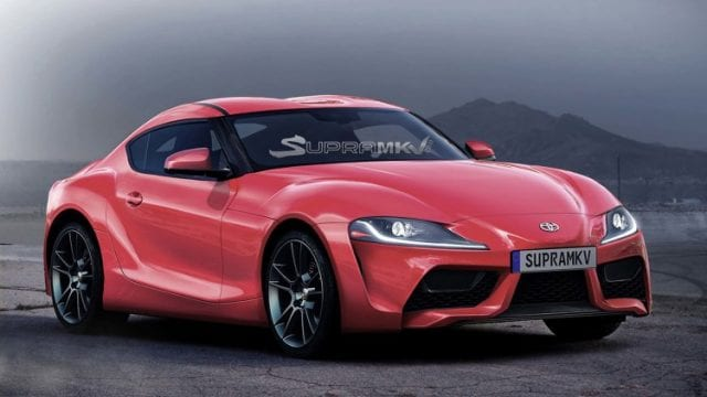 2019 Toyota Supra Will Be Based On Ft 1 Concept