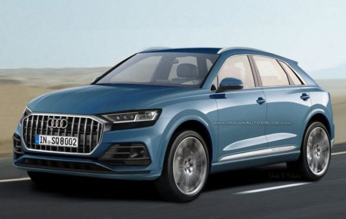 2020 Audi Q8 SUV Has Been Rendered For The First Time