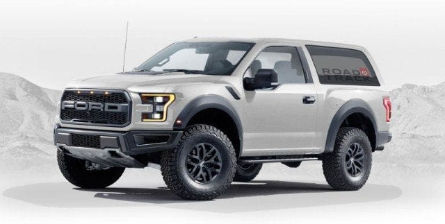 2020 Ford Bronco is coming! The 2017 Detroit Auto Show confirmed it!