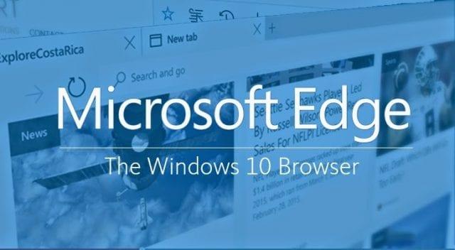 Microsoft Edge Windows10 640x352