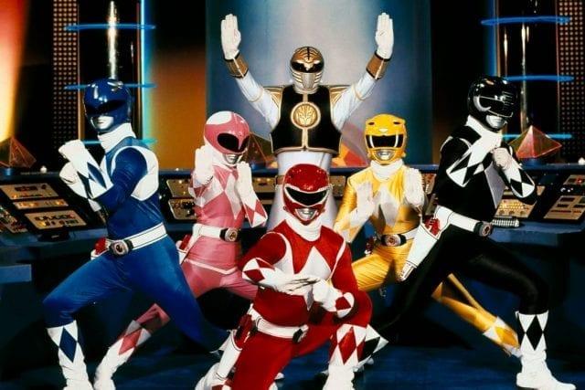 Power Rangers 640x427