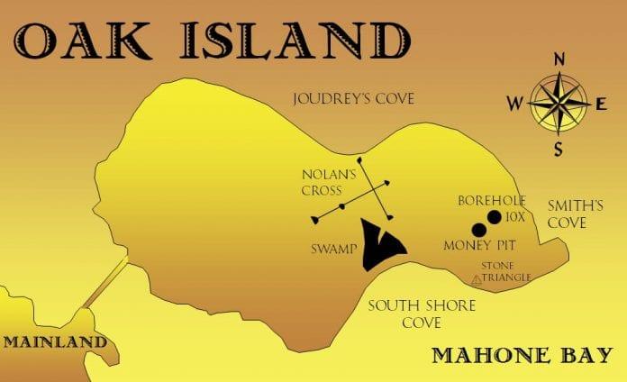 Money Pit Oak Island Update