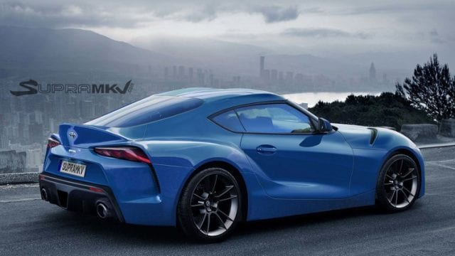 2019 Toyota Supra Will Be Based On FT-1 Concept