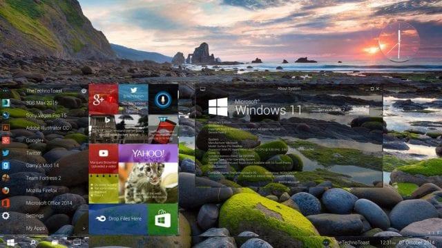 Windows 11 Concept 640x359