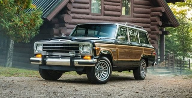 2020 Jeep Wagoneer and Grand Wagoneer Will Have Body-On ...