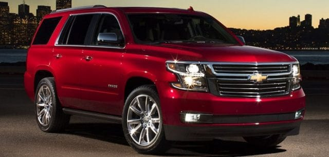 2018 ford expedition vs 2017 chevrolet tahoe which one is better. Black Bedroom Furniture Sets. Home Design Ideas