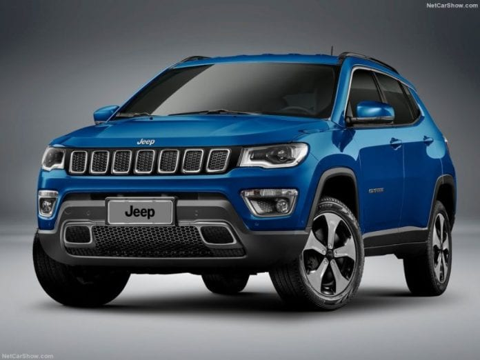 Jeep Compass Will Be Affordable For The Indian Market - Net car show