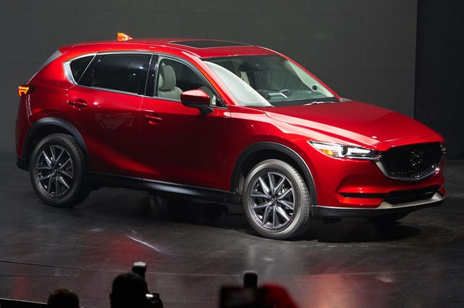 2017 Mazda Cx 5 What About The Sel Engine