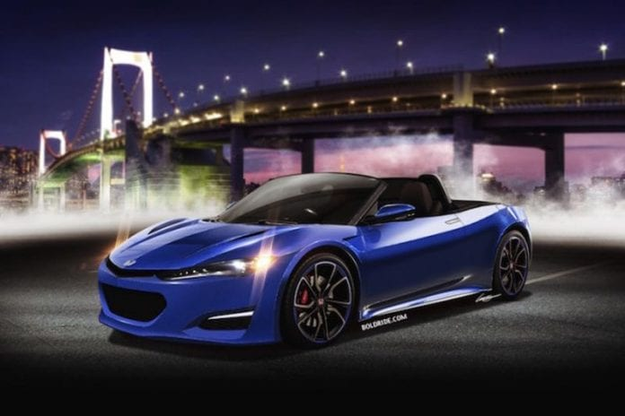 Honda S2000 2018 >> 2018 Honda S2000 Will Be Offered With A Powerful Engine