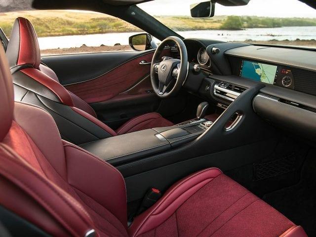 2018 Lexus LC 500 – First Drive