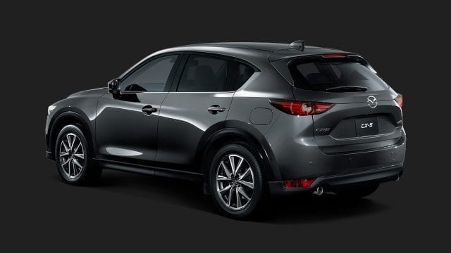 New 2017 Mazda CX-5 will arrive at Geneva