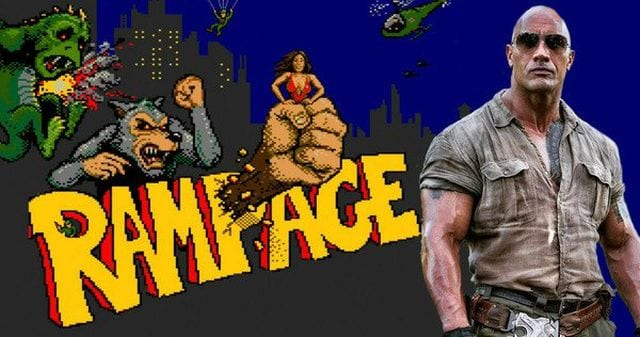 Rampage Movie: Dwayne Johnson Reveals Start Date and more Info