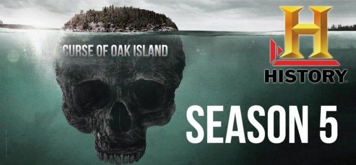 The Curse Of Oak Island Season Finale Release Date