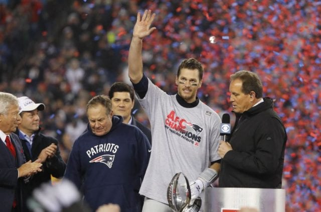 Patriots' Tom Brady doesn't believe Super Bowl LI was his best game