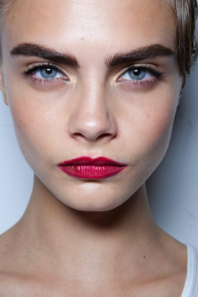 celebrities body parts 02 cara delevigne eyebrows 640x960