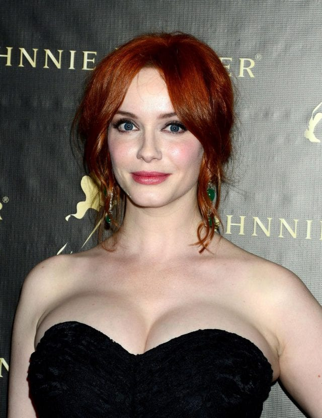 celebrities body parts 06 christina hendricks chest 640x832