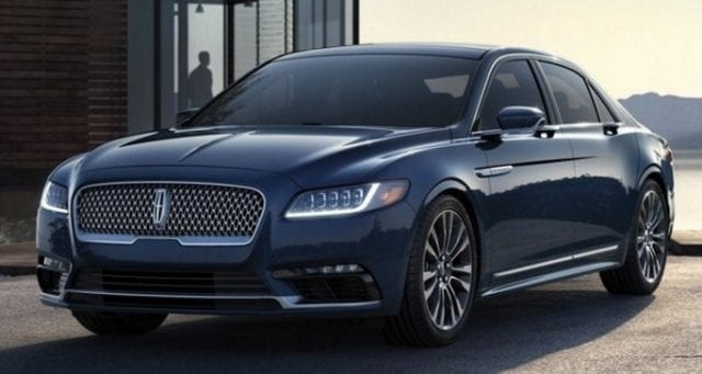 2017 lincoln continental black label edition is hot. Black Bedroom Furniture Sets. Home Design Ideas