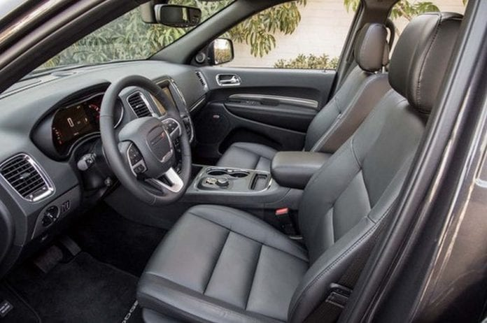 2017 dodge durango gt all about the three row suv - Dodge durango 2017 interior pictures ...