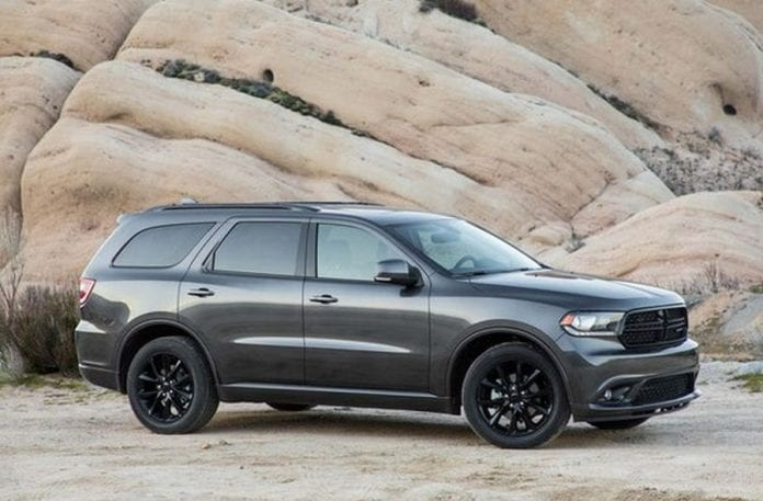 2017 Dodge Durango Gt All About The Three Row Suv